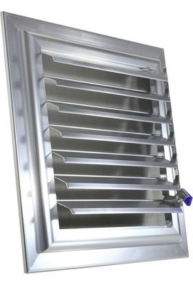 Airbender Plastik Menfez Panjur Banyo Wc Havalandırma 45X45