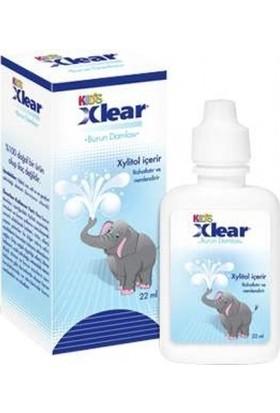 Xlear Kids Burun Damlası Burun Spreyi 22 Ml