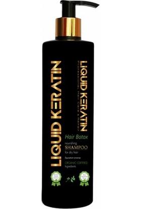 Li̇qui̇d Kerati̇n Saç Uzatıcı Şampuan - Saç Uzatma Şampuanı - Saç Uzatan Şampuan