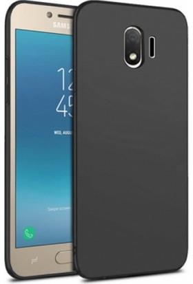 Zengin Çarşım Samsung J4 2018 Yumuşak Silikon Kılıf Ve Cam Ekran Koruyucu