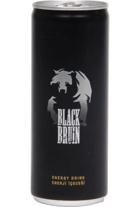 Black Bruin Enerji̇ İçeceği̇ 250 ml - 24'lü