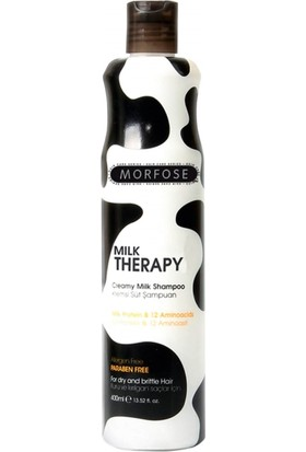 Morfose Milk Therapy Şampuan 500 ml