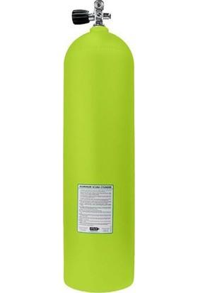 XS Scuba 10 Lıtre Aluminyum Tup Sarı