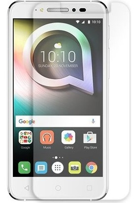 Kılıfkutusu Alcatel Shine Lite Nano Cam Ekran Koruyucu
