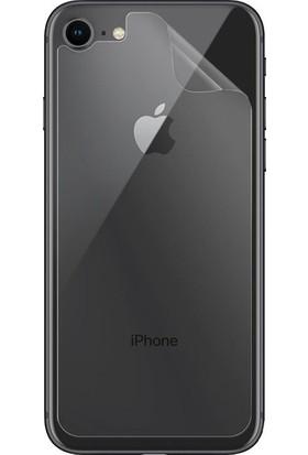 Kılıfkutusu iPhone 8 Arka Nano Cam Ekran Koruyucu