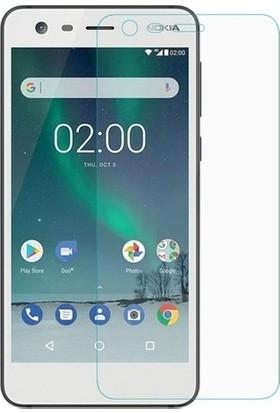 Kılıfkutusu Nokia 3 Nano Cam Ekran Koruyucu
