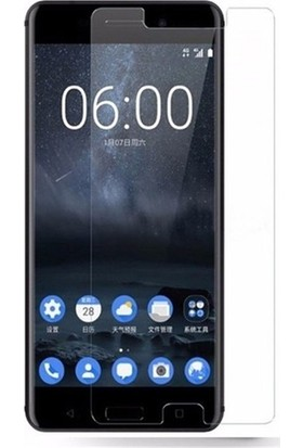 Kılıfkutusu Nokia 5 Nano Cam Ekran Koruyucu