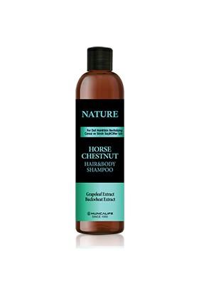 Huncalife Nature At Kestanesi Saç ve Vücut Şampuanı 350 ml