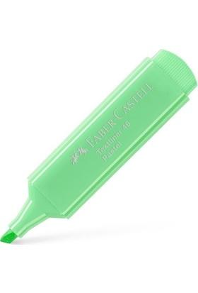 Faber Castell Textliner Pastel Açık Yeşil