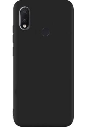 DVR Samsung Galaxy M20 Kılıf Silikon Premier (Siyah)