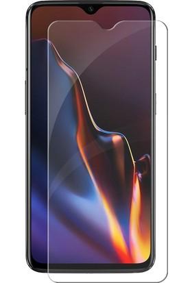 DVR Samsung Galaxy A70 Kılıf Silikon Premier (Mavi) + Cam Ekran Koruyucu