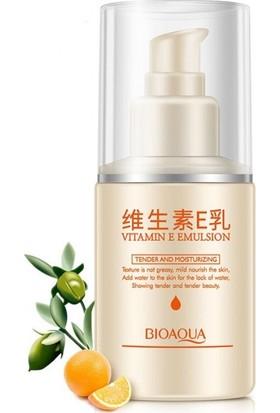 Bioaqua Yüz Boyun Dekolte İçin E Vitaminli Toparlayıcı Emülsiyon Krem 100 gr