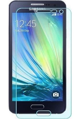 Notebookuzman Samsung Galaxy A3 Kırılmaz Ekran Koyuyucu Temperli Cam