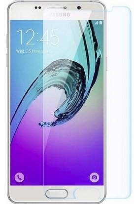 Notebookuzman Samsung Galaxy A7 2018 Kırılmaz Ekran Koyuyucu Temperli Cam