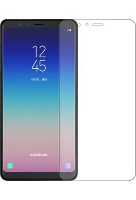 Notebookuzman Samsung Galaxy J4 Plus Kırılmaz Ekran Koyuyucu Temperli Cam