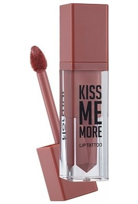 Flormar Kiss Me More Lip Tattoo Peach No: 04