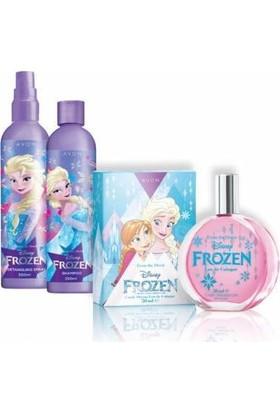 Avon Disney Frozen Edc 50 ml Kız Çocuk Parfüm 3 Lü Set