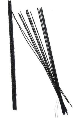 Hermes Düz Kıl Testere Ağzı No:6 12'li̇ 130 mm