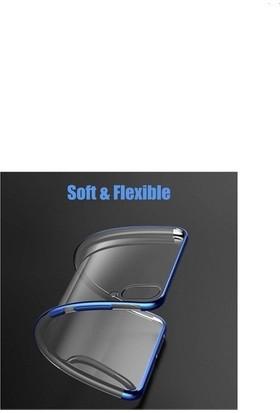 Casestore Samsung Galaxy Note 9 Kılıf Lüks Lazer Kaplama Soft TPU Kılıf + Nano Ekran Koruyucu