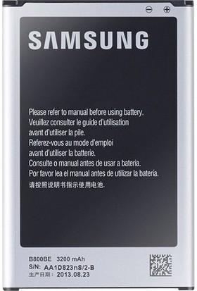 Ksp Samsung Galaxy Note 3 Pil 3200 Mah Kutusuz