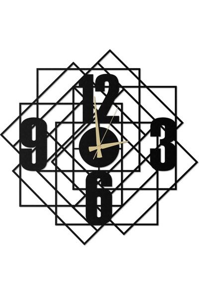 Artepera Timezone Metal Duvar Saati - APS032 49 x 49 cm