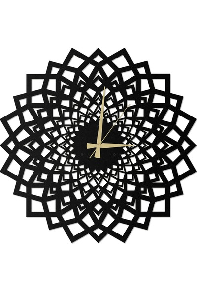 Artepera Pendulum Metal Duvar Saati - APS078 49 x 49 cm
