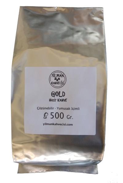 Yılman Kahvecisi Gold Çözünebilir Hazır Kahve 500 gr