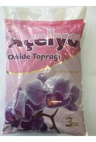 Açelya Orkide Toprağı 3 Lt