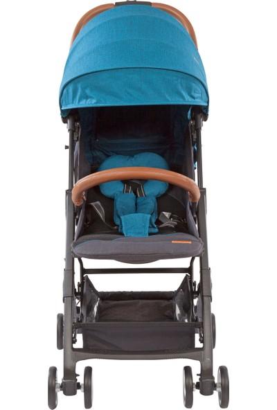Kraft Flex Bebek Arabası - Mavi