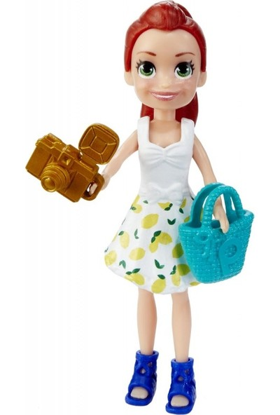 Polly Pocket Polly Moda Aksesuarları Seti GDM01-GFT91