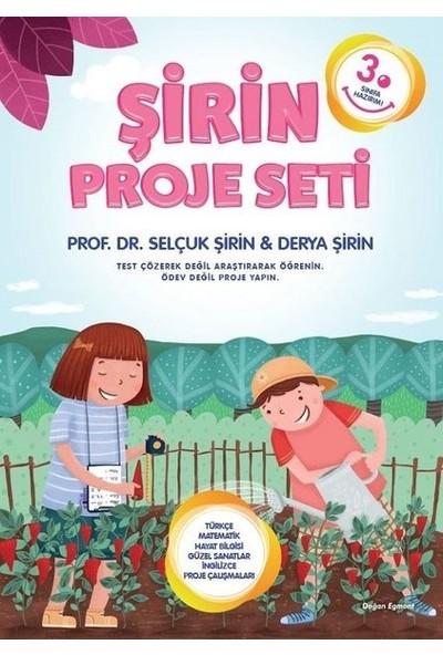 Şirin Proje Seti 3.Sınıfa Hazırım - Derya Şirin - Selçuk Şirin