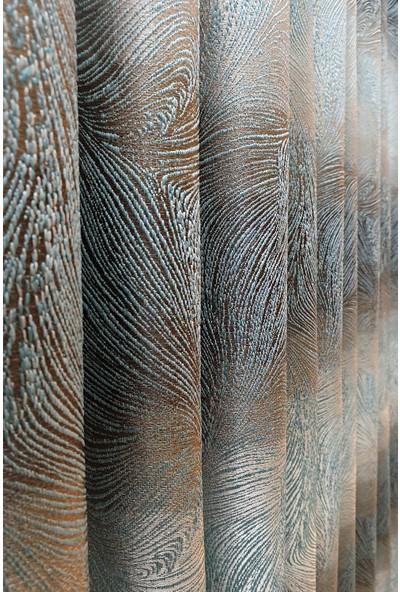 Homamia Tek Kanat Fon Perde (1-2 Pileli) 80X260 620136-303