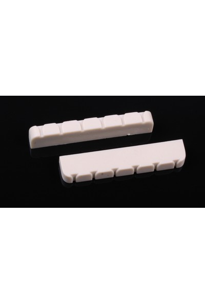Graphtech Tusq Classical Slotted Nut Pack Of 10