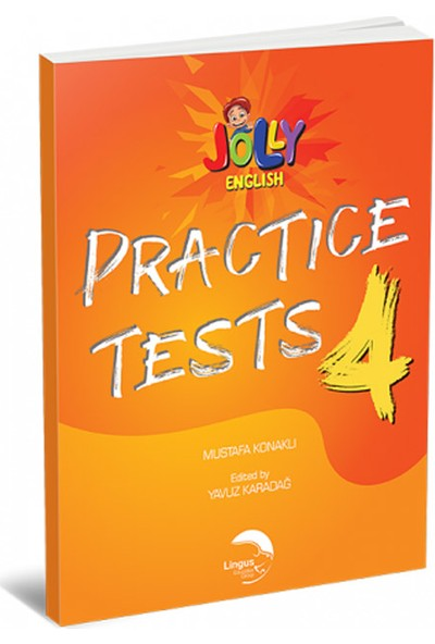 Jolly 4 Practice Tests Lingus Education