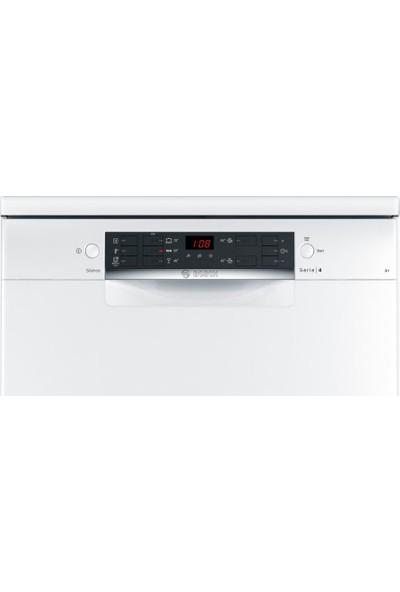 Bosch SMS45NW00T A+ 5 Programlı Bulaşık Makinesi