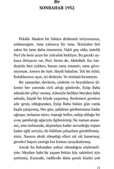 Ve Dağlar Yankılandı (Midi Boy) - Khaled Hosseini