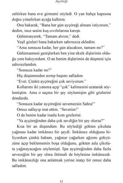 Ayçöreği – Elmalı Turta Set(Ciltli) - Zeynep Sahra