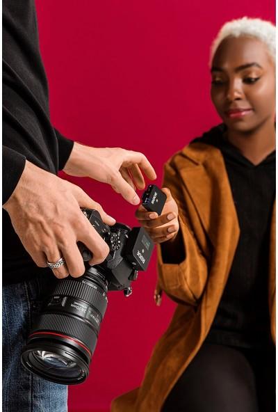 Rode Wireless Go Kablosuz Mikrofon - Siyah