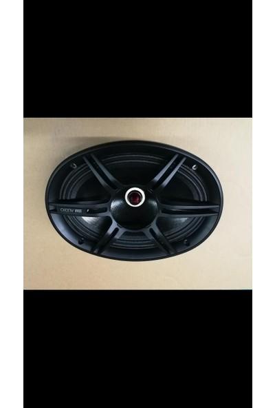 Bm Audio Vrs-6990-Profesyonel Oval Midrange
