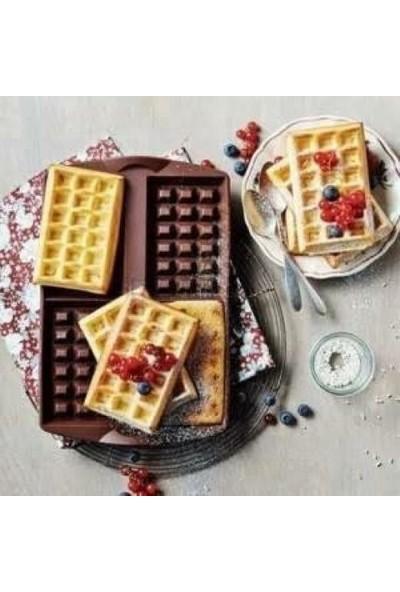 Tupperware Waffle Slikon Kalıp
