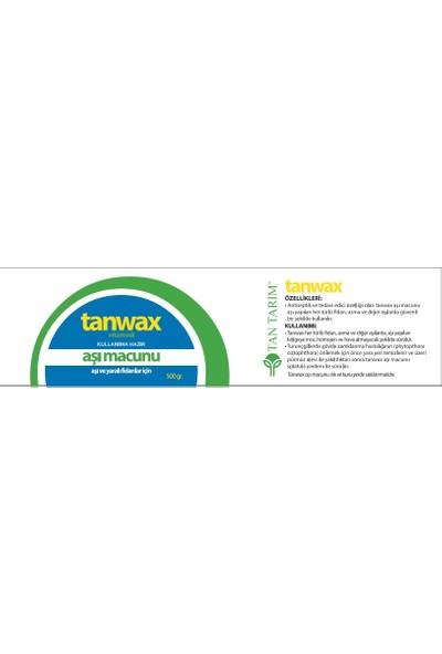 Tanwax Aşı Macunu 500 gr