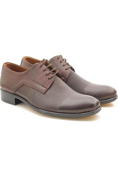Jest Club U881 Deri Klasik Erkek Ayakkabı