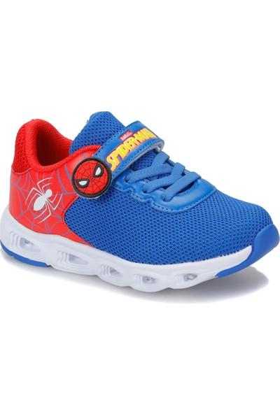 Spiderman 91.Gang.P Mavi Erkek Çocuk Spor Ayakkabı
