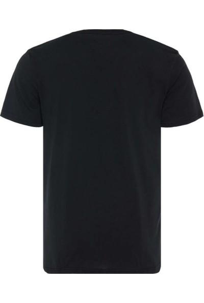 Quiksilver Scrtıngredıenss M Tees Siyah Erkek T-Shirt