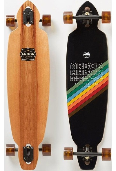 Arbor Mindstate 37 Flagship Longboard