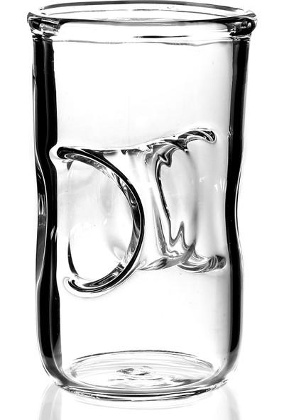 1200 Derece Delik Bardak Shot Bardağı / Kahve Yanı Su Bardağı El Yapımı