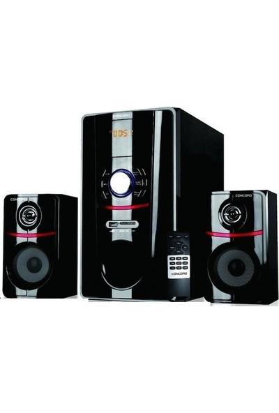 Concord C-223 Bt Tf Usb Fm 2+1 Ses Sistemi Bass+Tiz Multimedia2