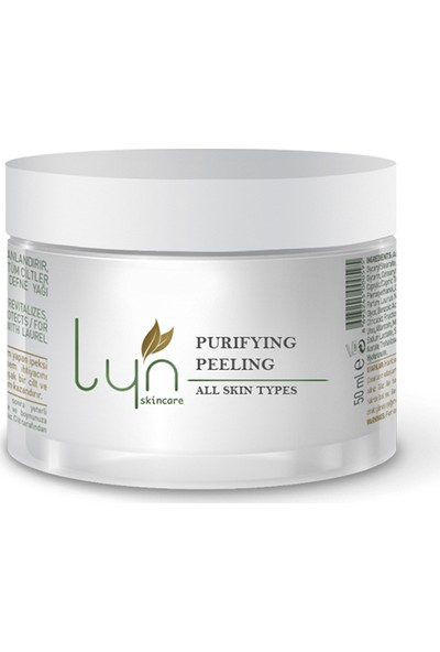 LYN Skincare Purifying Peeling 50 ml