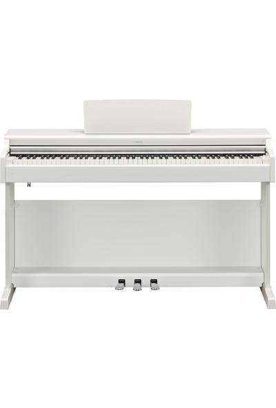 Yamaha Ydp164Wh Dijital Piyano ( Mat Beyaz ) ( Tabure + Kulaklık )