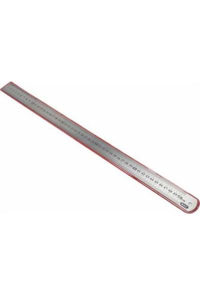 Mas Çelik Cetvel 50 Cm 2350